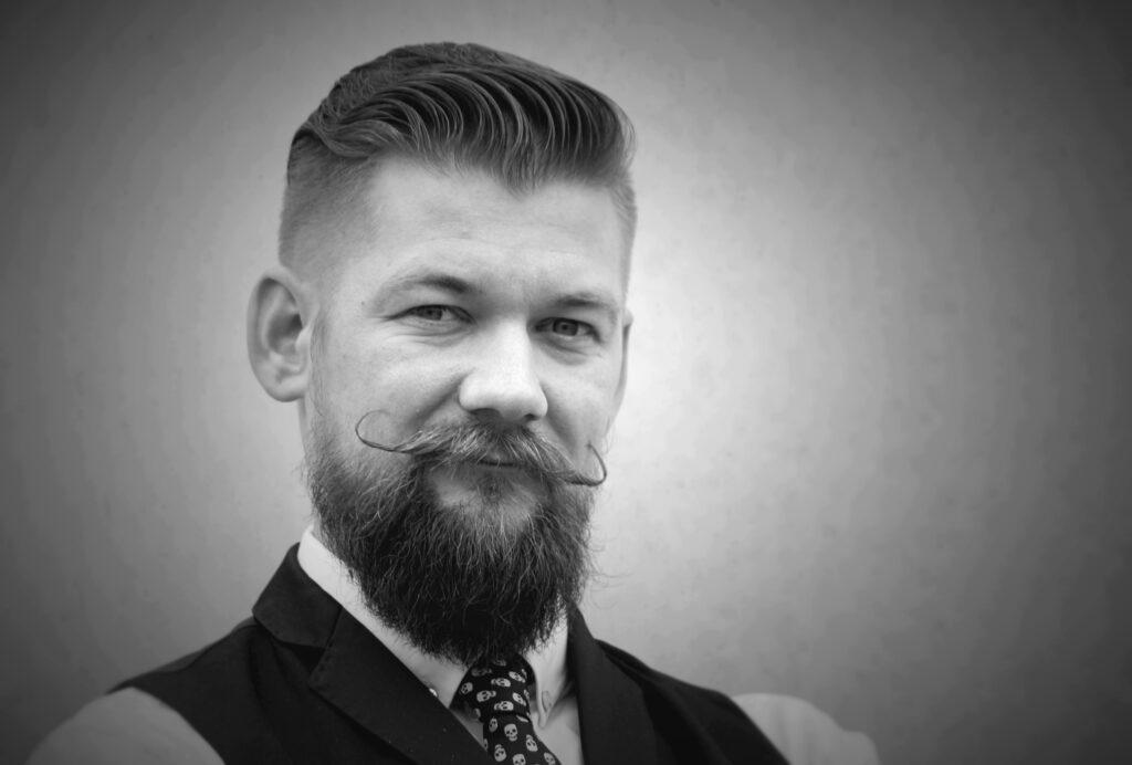 Jan Willem Huffmeijer barbier en ondernemer
