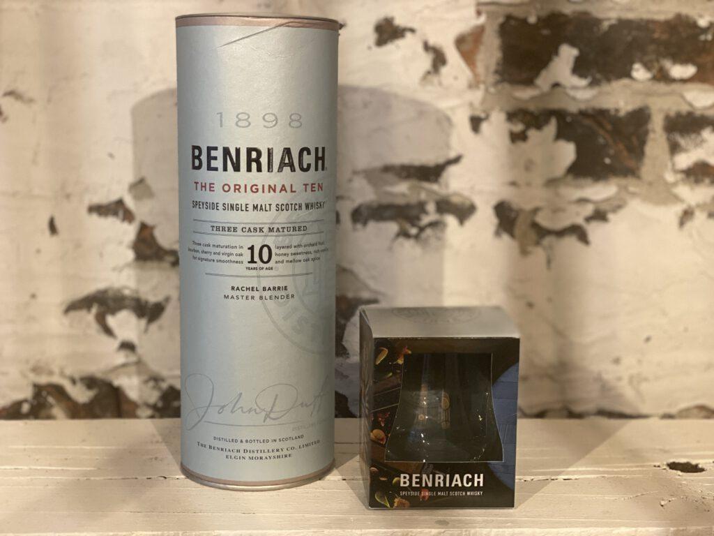 Benriach The Original 10 B4men