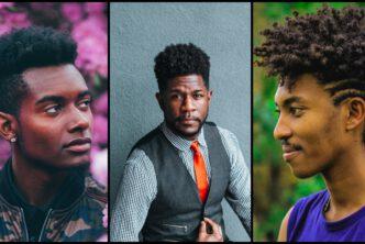 Afro hair men 2021 B4men