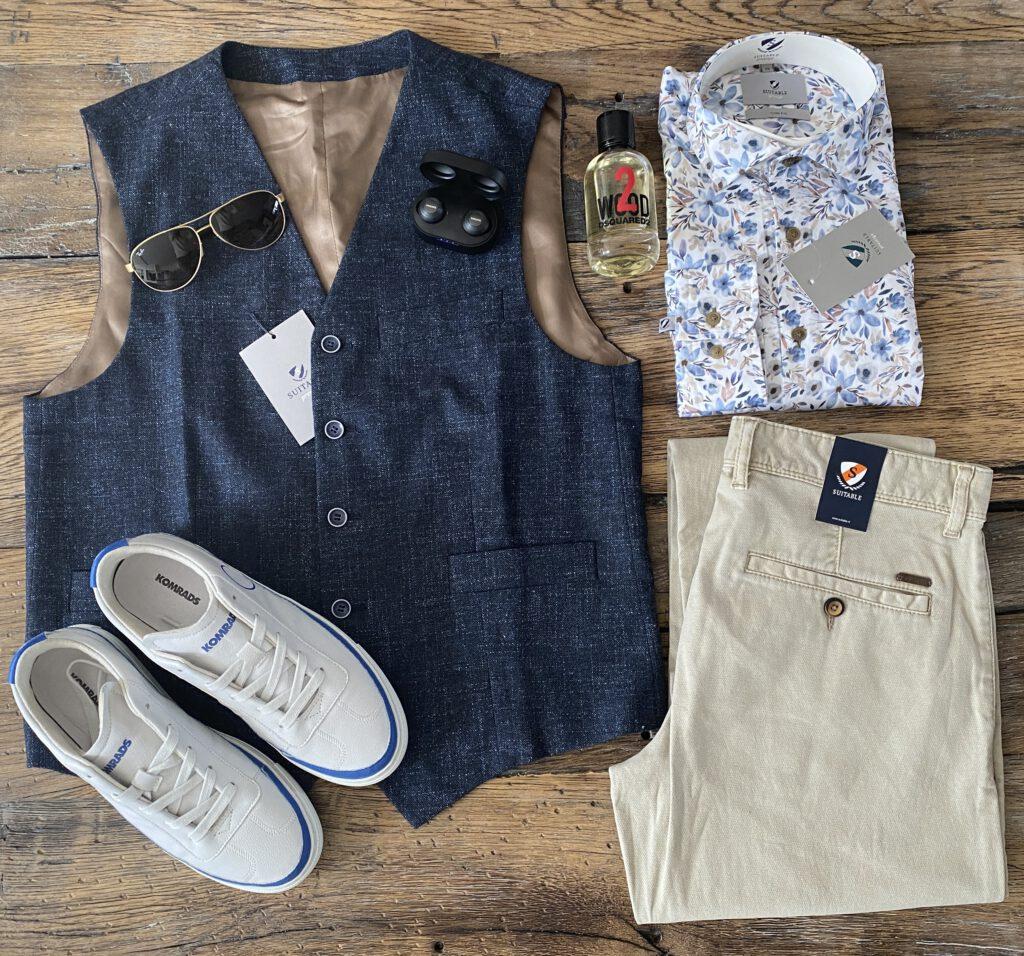 Casual kleding voor mannen: modetrend lente 2021 met Suitable