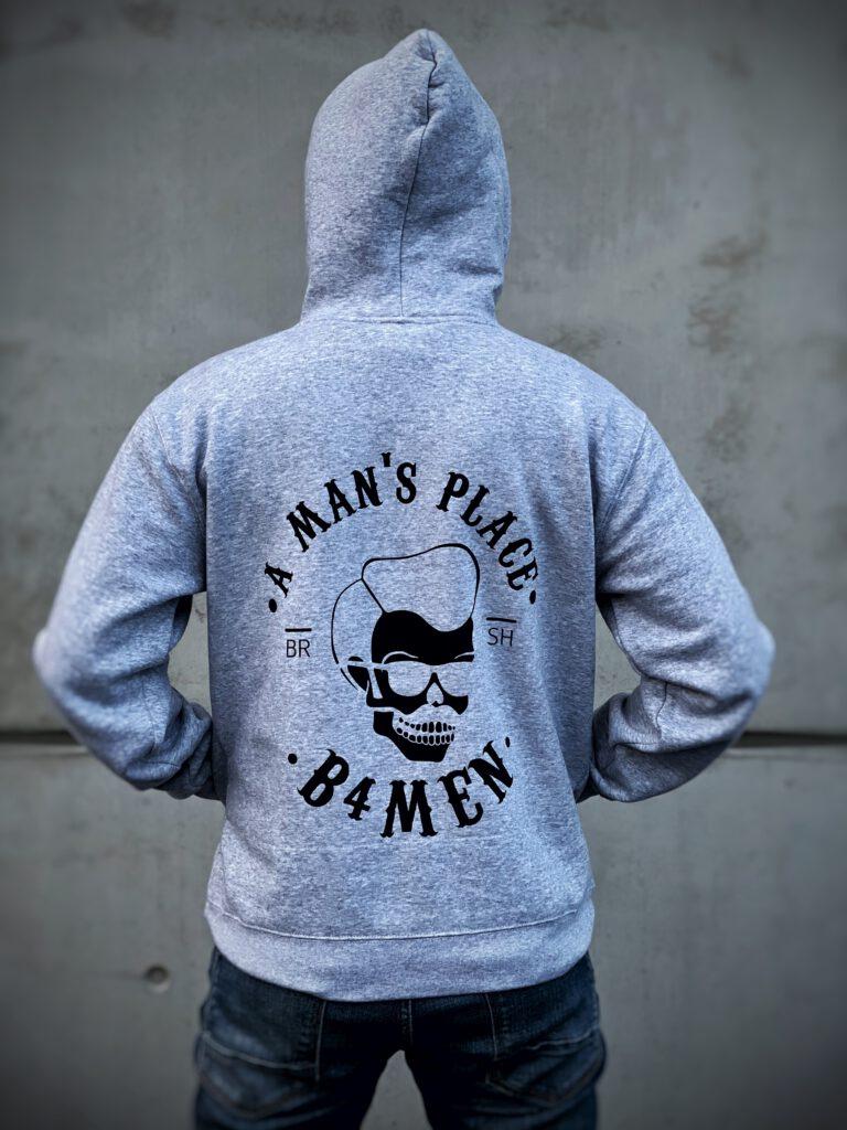 B4men hoodie