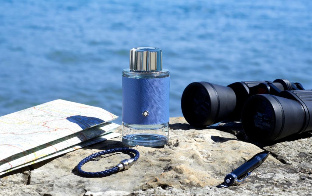 De Montblanc Explorer Ultra Blue voor B4men