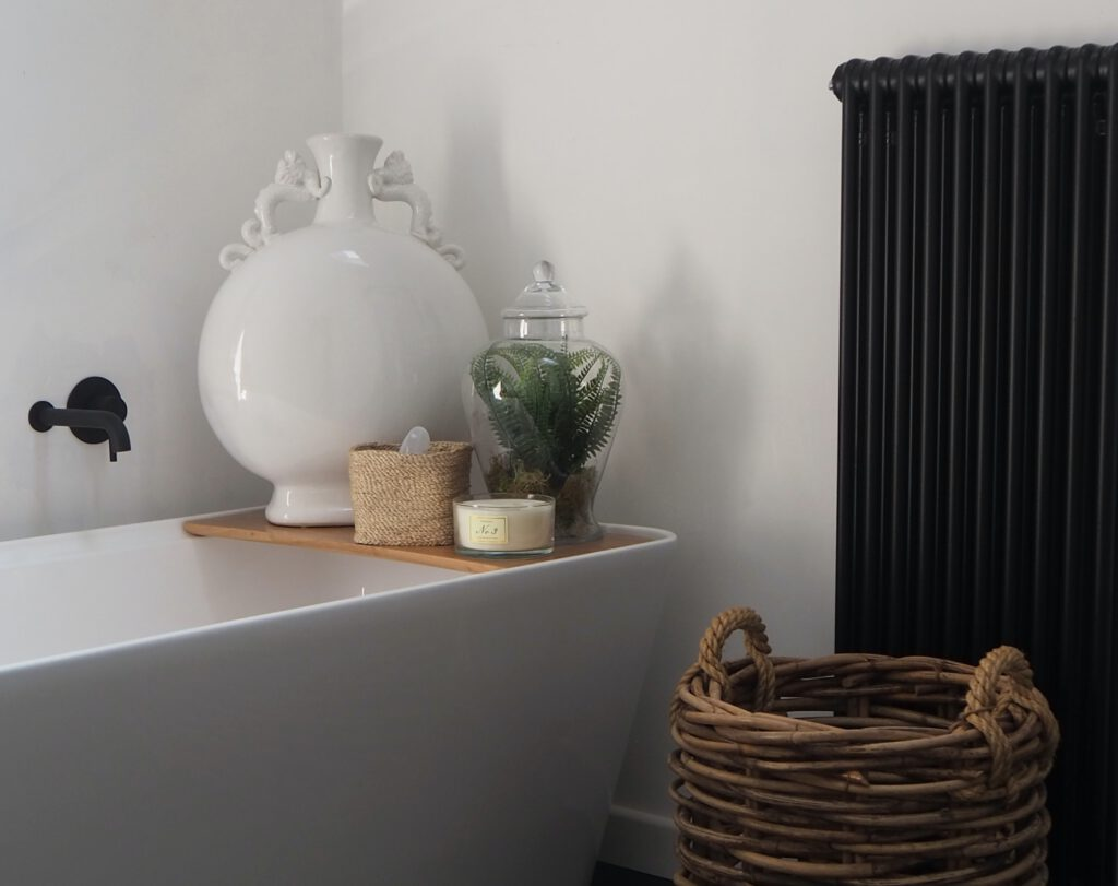 schilderen ombouw radiator