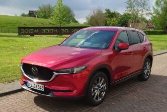 Mazda CX5 nieuw model