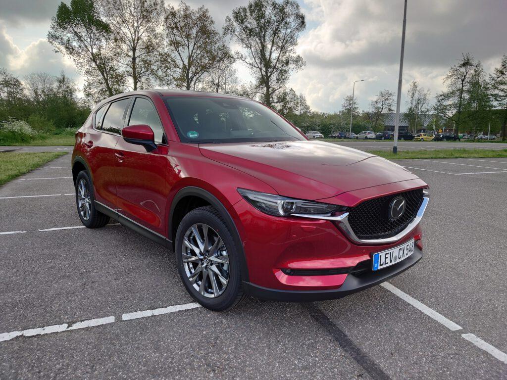 Mazda CX-5 2021 review