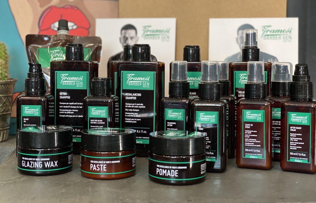 Framesi Barber Gen producten