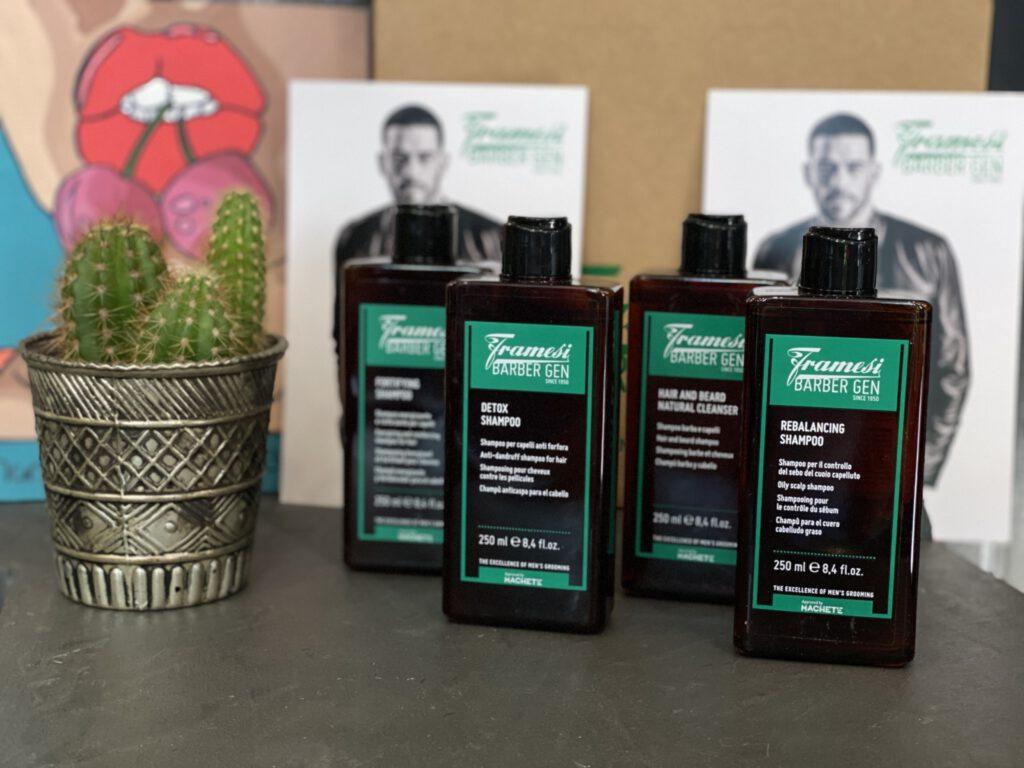 Framesi Barber Gen shampoo