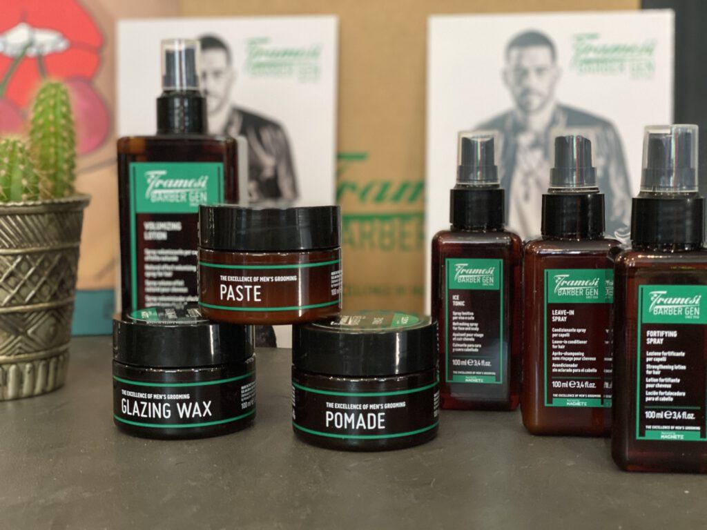 Framesi Barber Gen haar producten