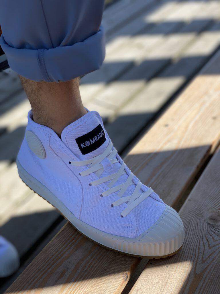 witte gympen