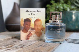 Abercrombie & Fitch AWAY man / homme eau de toilette b4men