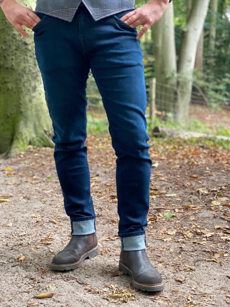 Jan Willem Huffmeijer Suitable herfst winter 2021 / 2022 jeans