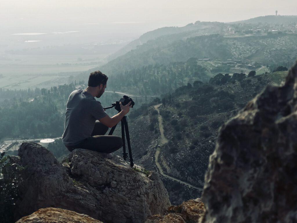 bedrijf beginnen als videograaf